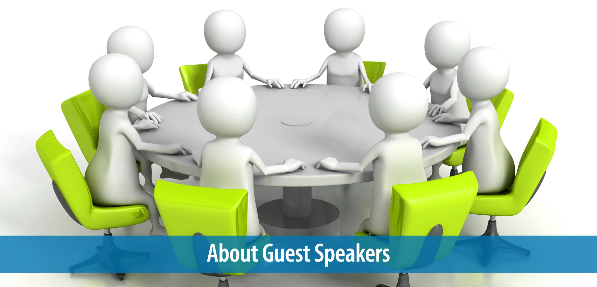 About Guest Speakers